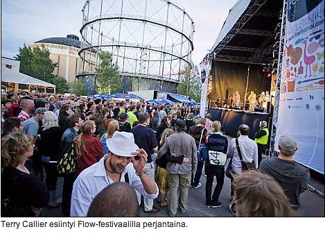 Helsingin Sanomat 18.8.2007