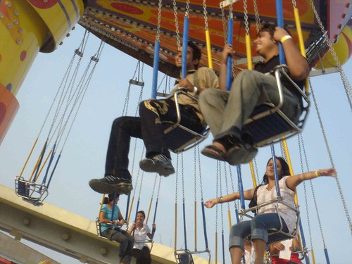 The Delhi Walla has moved to thedelhiwalla.com: Amusement Park