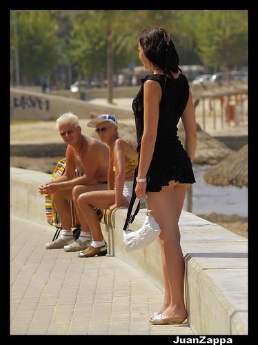flashing in best public nude tube pics: zuiko,  mallorca,  zuiko50200,  olympus, 50200mmed,  publicnudity,  olympuse300
