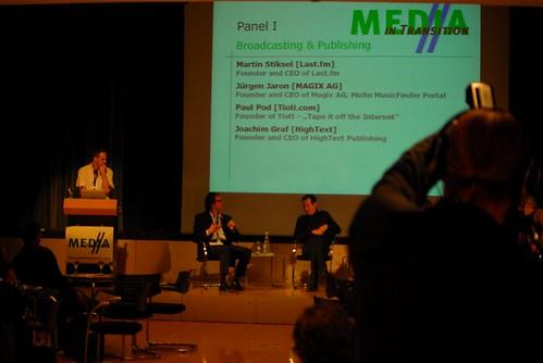 Media in transition