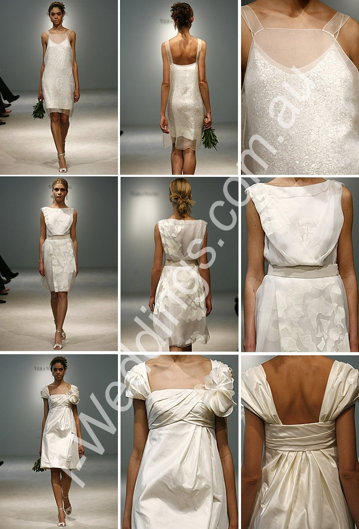 iLoveThese Spring Summer 2008 Vera Wang Runway Collection