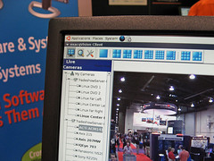 Exacq at ASIS 2007 8