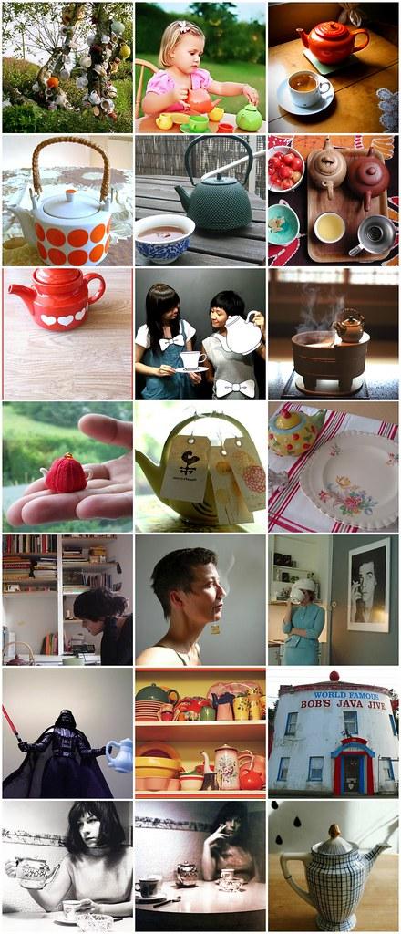 Teapot Love...