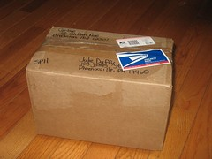 My First Secret Pal Package!