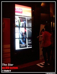 The Star (Big Screen)