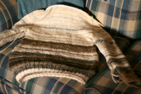 judy's sweater
