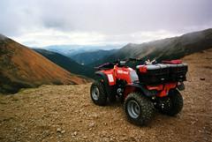 Webster Pass, Colorado (twm1340) Tags: travel honda colorado offroad 1993 co atv summitcounty continentaldivide parkcounty hallvalley websterpass redconepeak trx300 trx300fw