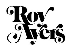 Roy Ayers (daylight444) Tags: typography fonts typeface swash benguiat caslon