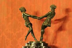 Dancing for ever (Stop.fighting) Tags: statue museum dancing tehran  saadabad