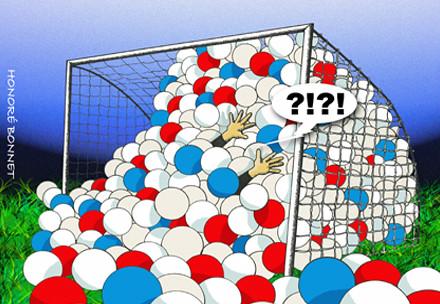 Dessins : Le ballon Puma est arrivé thumbnail