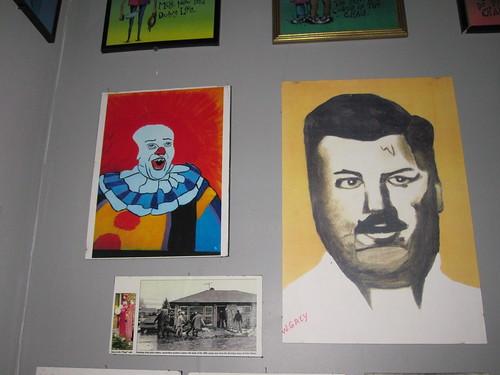 john wayne gacy paintings for sale. John Wayne – John Wayne Gacy