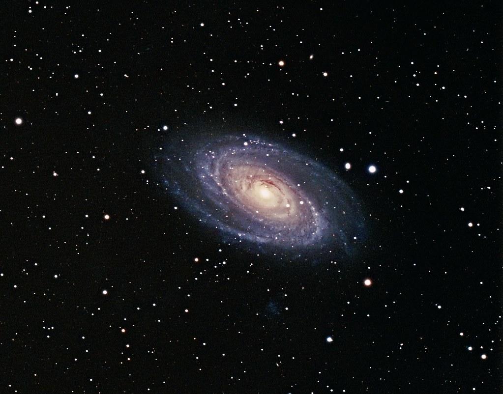 M81 (NGC 3031) Bode's Galaxy