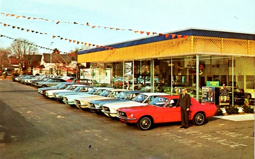 Owen Ford Sales Inc., Vineland, NJ, 1967