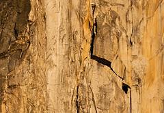 descendiendo del Petite Dru ,bajo el bloque empotrado .DSC_0781 copia r (tomas meson) Tags: dru mountains alps nature montagne alpes nieve via chamonix mont blanc hielo escalada montblanc petit valle amricaine ouest directe lafaille effondrement boulement tomasmeson ladirecteamricaine
