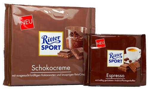Ritter Sport Schokocreme 250g