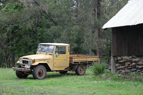 Old Land Cruiser