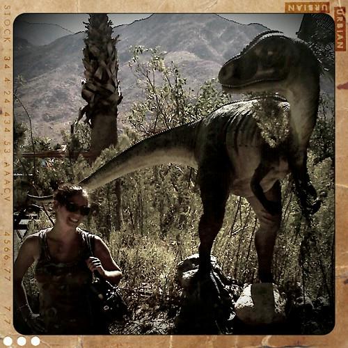 Robotic Dinosaur Museum - Julie