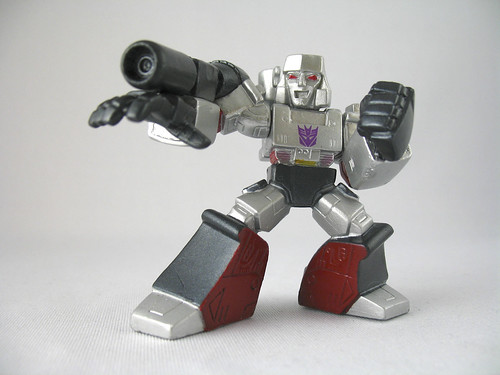 TF Robot Heroes Megatron (Wal-Mart Online Exclusive)