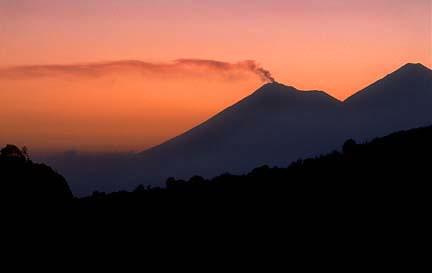 fuego_volcano by mikebaird