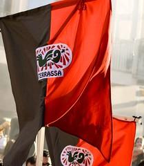 Terrassa flag