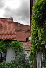 Roof Stairs (Anders Adermark) Tags: roof rooftops ystad