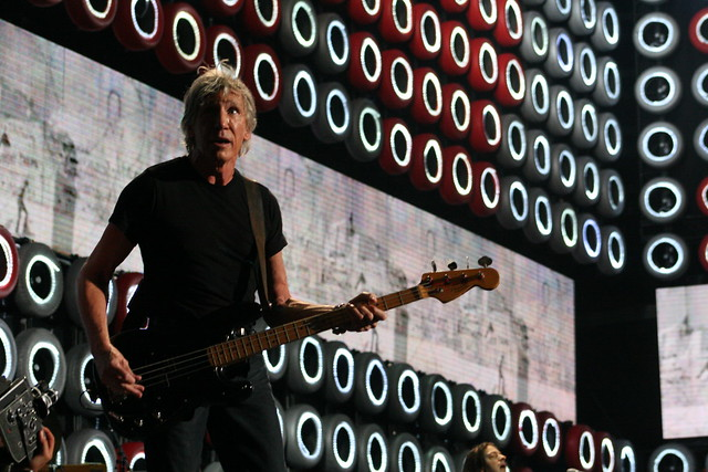 Roger Waters @ Live Earth, Giant Stadium by Hardcore Shutterbug