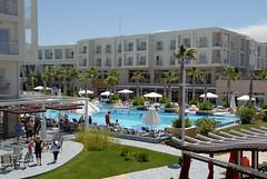 Hotel La Blanche Pool in Turgutreis,Bodrum,Turkey (yilenes) Tags: turkey turkiye bodrum turchia turkei turgutreis lablanche yilenes