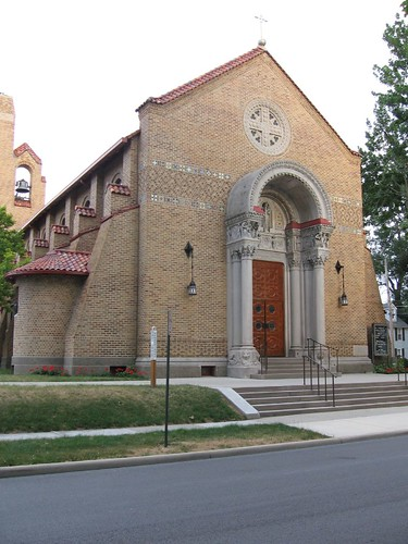 St. Aloysius Cathlioc Church - Ceremony Sites - 150 S Enterprise St, Bowling Green, OH, 43402