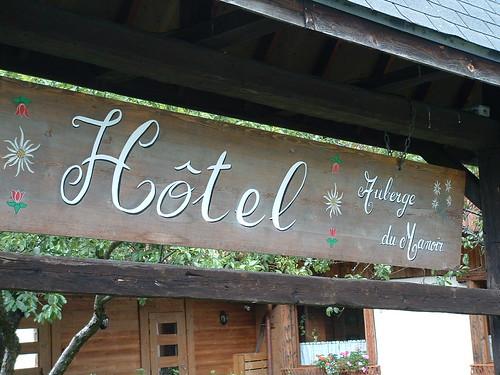 Hotel Auberge du Manoir