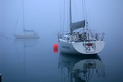 IMGP7068a (mkooiman) Tags: fog sailing yacht explore pirate 2007 youngstown utatafeature aplusphoto superhearts 300v25f