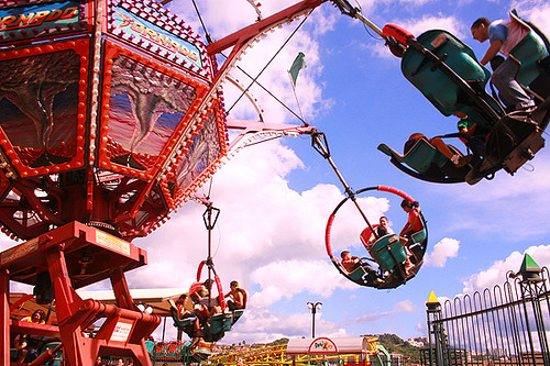 Amusement Park © flickr.com/ZaCky ॐ