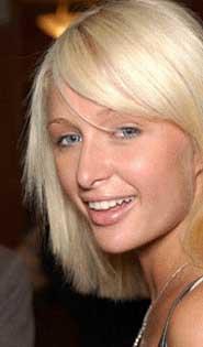 Paris Hilton's prison porn