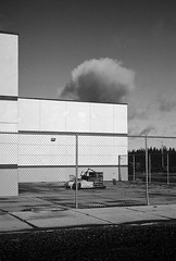 Cloud Old KMart Building Fairbanks Alaska (cysewski) Tags: alaska blogger fairbanks cysewski wanderinginalaska cysewskicom
