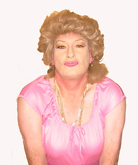 (Tgirl Trines) Tags: drag tv cd crossdressing tgirl transgender tranny blonde transvestite dragqueen transexual retired crossdresser ts tg transsexual shemale pensioner femaleimpersonator