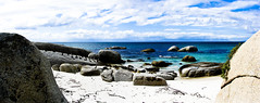 Boulders beach, close to Cape Town