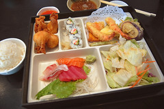 The usual, please! (Zeetz Jones) Tags: explore bentobox dimensions japanesecuisine pasadenaca explore74 myusualorder zonosushirestaurant explore5911108