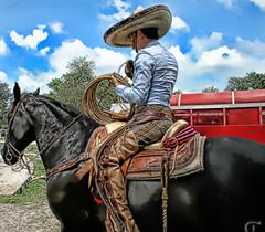 El ltimo Chinaco (Beto S@nz) Tags: horse hdr charro 3xp