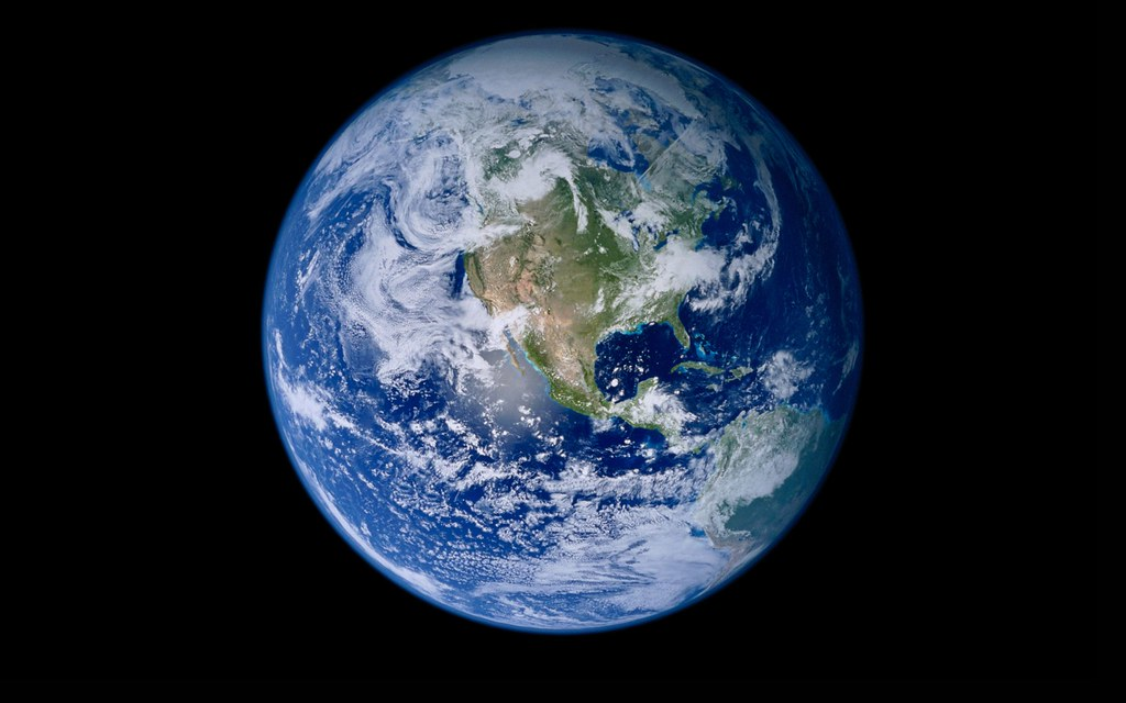 Actual Photo of Earth an Actual Picture of Earth