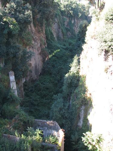 Il Vallone dei Mulini in Sorrento