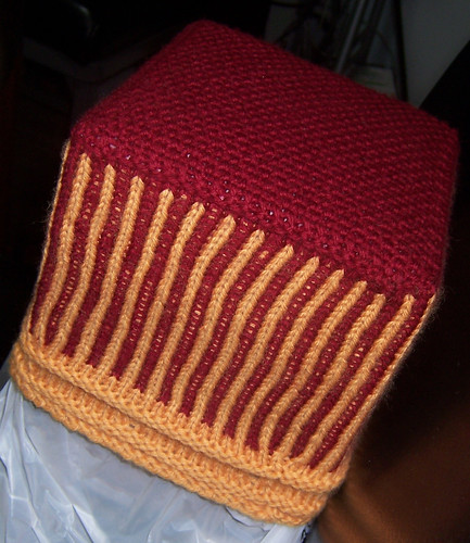 Blocking the Gryffindor Dice Bag