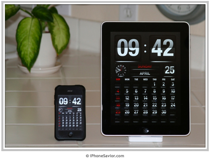 iPad App Flip Time XL
