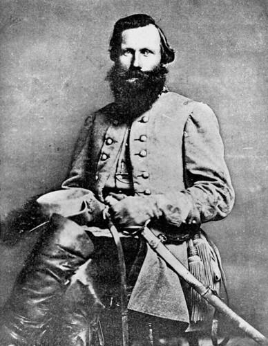 J.E.B. Stuart - CSA Major General