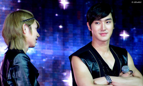 Siwon (Right)
