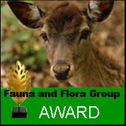 Fauna and Flora Group Award 2