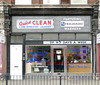 Quick Clean, Cricklewood Broadway NW2 (Emily Webber) Tags: london shops barnet launderette shopfronts nw2 londonshopfronts cricklewoodbroadway flookart