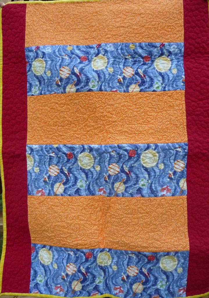 Toni's quilt