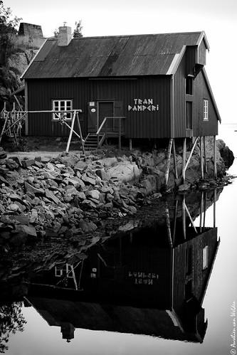 Rorbu i Lofoten