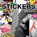 book: Stickers, From Punk Rock to Contemporary Art. Stuck-Up Piece of Crap.