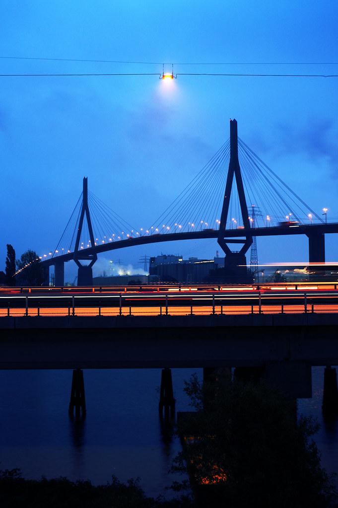 Brückenlaterne