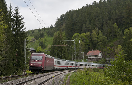 Group rail travel in Germany